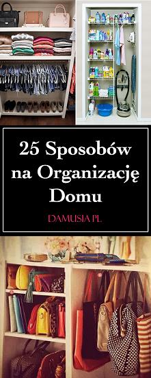 25 Sposobów na Organizację ...