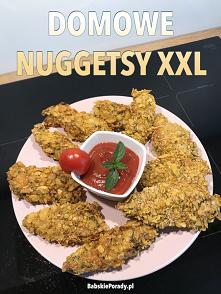 Domowe Nuggetsy XXL