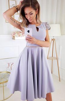 Bicotone Koktajlowa sukienk...