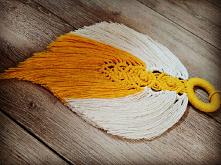 Makrame feathers #makrama #...
