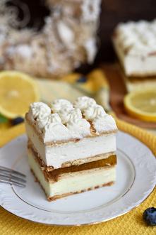 Ciasto cytrynowiec (bez pie...