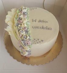 #tort #kwiaty #urodziny