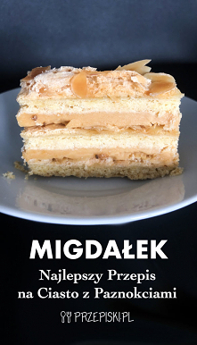 Migdałek – Najlepszy Przepis na Ciasto z Paznokciami