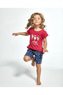 Piżamka dziewczęca w promoc...