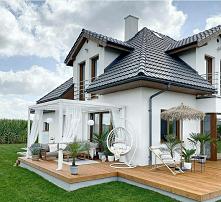 Dom MARZEŃ  #wymarzonydom #trawnik