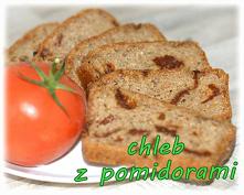 Chleb pszenny z suszonymi p...
