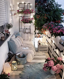 #balkon #romantycznie
