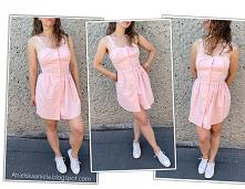 sukienka  diy