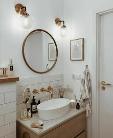 #łazienka #malowana