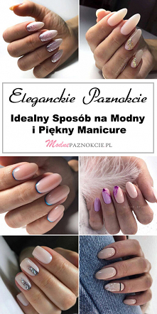 Eleganckie Paznokcie – Idea...