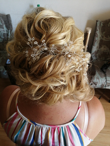 #wesele #włosy