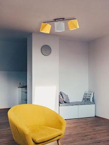 W sklepie z oświetleniem LYSNE.PL mamy też coś dla fanów designu i nowatorskich rozwiązań. Plafon DETROIT to minimalistyczna lampa sufitowa z trzema źródłami światła umieszczony...