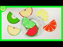 Jak zrobić: Owoce - zaprosz...