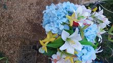 #kwiaty w #koszyczku