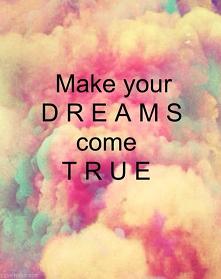 marzenia są po to żeby je s...