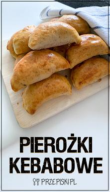 Przepis na Domowe Pierożki Kebabowe #pierożki #kebab
