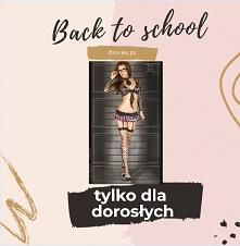 Back to school z diores.pl Przebrania erotyczne na każdą okazję. Sprawdź to koniecznie. Tym razem 1 września zapamiętasz na długo.
