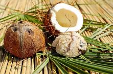mleko kokosowe Świeży miążs...