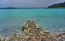 Jezioro Turkusowe w Koninie...