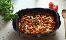 Włoska zapiekanka makaronowa