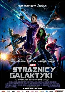 53. Strażnicy galaktyki (2014)
