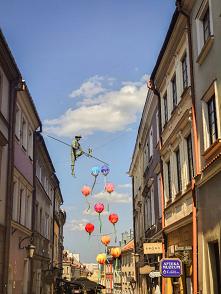 Lublin, miasto inspiracji . . ig @nieidentyczna #lublin #polska
