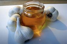 Syrop z czosnku – naturalny...