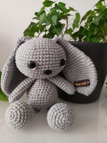 IG: my.bunny_handmade maskotka królicze #pomysłnaprezent #mybunny #przytulanka #maskotka #zabawki #dladzieci #dlaciebie #ozdoba #pokojdziecka
