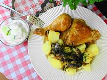 Kurczak w sosie śmietanowym...