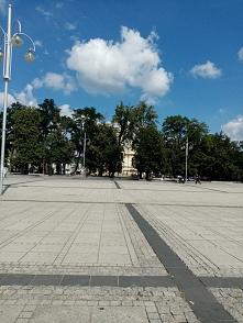 Fragment Placu Biegańskiego...