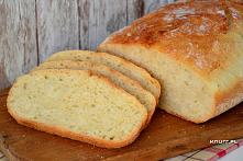 Chleb pięknie wyrasta, jest...