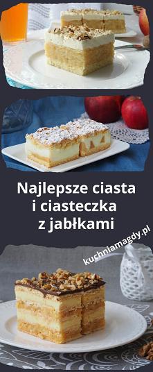 Najlepsze ciasta i ciastecz...