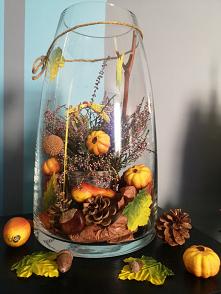 #Wpuściłam jesień do domu...#dekoracje