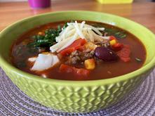Sycąca i rozgrzewająca zupa...