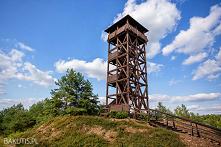 Wieża widokowa w Mosinie po...