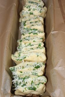 Rwany #chlebek czosnkowy z mozzarellą  #domowepieczywo #chlebekczosnkowy