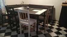 odnawianie, malowanie krzes...