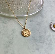 słoneczna biżuteria  #złoto...