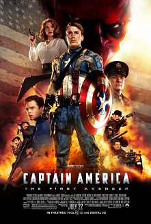 55. Kapitan Ameryka: Pierws...