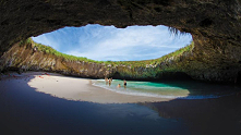 Playa del Amor w Meksyku