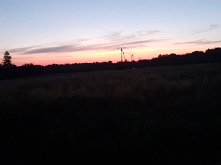 #widok #wschódsłońca