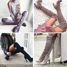 Muszkieterki  #buty #długie...