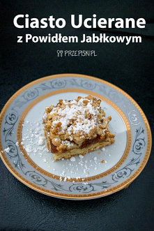 Ciasto Ucierane z Powidłem ...