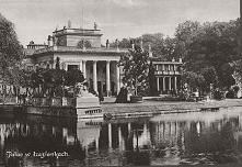 Pałac w Łazienkach, Warszaw...