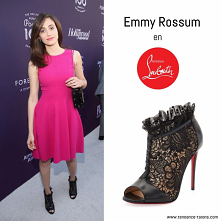 Emmy Rossum in Christian Lo...
