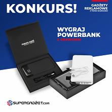 UWAGA KONKURS! Zapraszam na fanpage SUPERGADŻET.com na Facebooku. Trwa właśnie konkurs, w którym można wygrać fajne powerbanki :) Zasady konkursu są bardzo proste. Szczegóły na ...