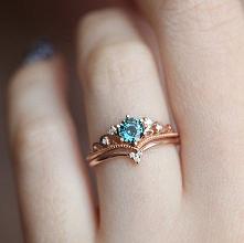 ...#pierścionek #kamień