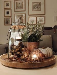 ... #jesiennie #dekoracje