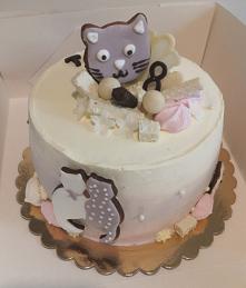 #tort #koty #urodziny