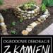 Dekoracje Ogrodowe z Kamieni – 20 Genialnych Pomysłów Które Musicie Poznać